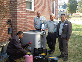 ColdSpring Heating Air Conditioning and Cooling company in Baltimore carries Rheem Payne Carrier and Columbia systems.
